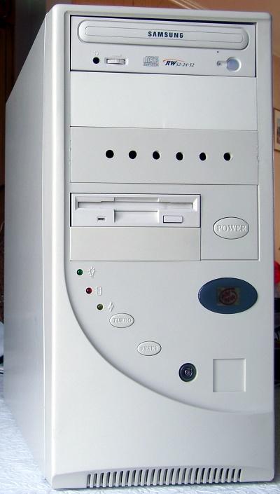 Baby At Pentium
